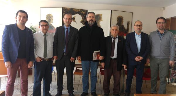 DGC, Yaşar Üniversitesi'ni ağırladı